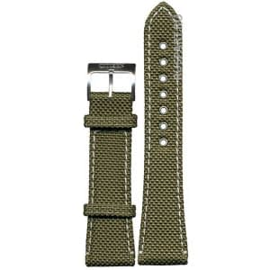Malla de nylon CITIZEN de color verde militar